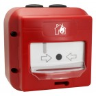 Global Fire GFE-MCPE-AI-IP67 Addressable Weatherproof Call Point