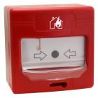 Global Fire GFE-MCPE-AI Addressable Call Point with Isolator
