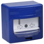 Global Fire GFE-MCPE-C Conventional Blue Call Point