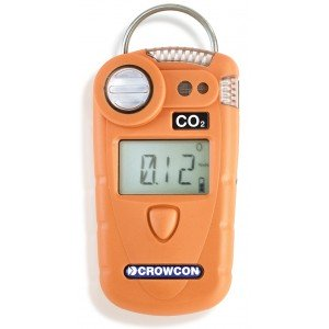 Crowcon Gasman Intrinsically Safe Single Gas Monitor (Non-Rechargeable)