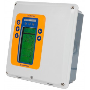 Crowcon Gasmaster 4 Channel Gas Detection Control Panel