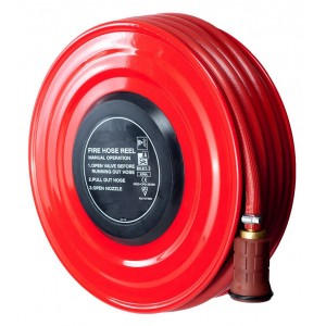 Commander HR4 25mm Fixed Automatic Hose Reel