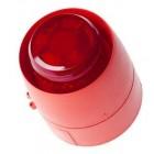 Hochiki Conventional Wall Sounder Beacon - Red case (non EN54-23 compliant) (CWSB-E)