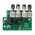 Global Fire Fibre Optical Communication Interface