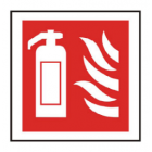 Extinguisher Point Sign - Rigid (200mm x 300mm) EPSR