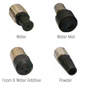 Foam Hose and Nozzle Assembly FHA(3-9)