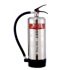 6L Stainless Steel Water Extinguisher - 6WSX