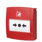 KAC MCP1B-R-TW Break Glass Call Point Red Twin Wire Flush
