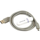 Kidde Airsense AAECU-PCC Alarmline II Analogue LHD PC Software w/ USB Cable