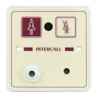 Nursecall Intercall L722 600/700 Series Non-Audio Call Point with IR Receiver