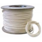 C-Tec 100m x 0.5mm2 Single Core White Loop Cable LOOP1/W
