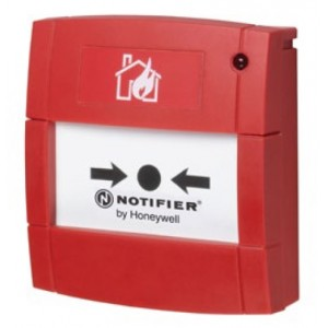 Notifier M700KACI-FG Addressable Glass Call Point with Isolator