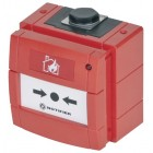 Notifier M700WCP-R/I/SG IP67 Waterproof Addressable Call Point With Isolator