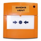 Haes Smoke Vent 470ohm Orange Manual Call Point MCP1A-A-AOV