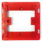Global Fire Low Profile Call Point Adapter Plate