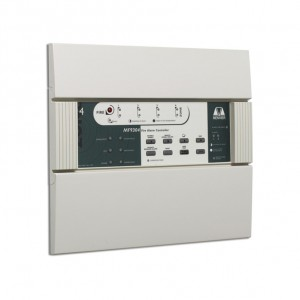 MF9304 Menvier 4 Zone Conventional Fire Alarm Panel