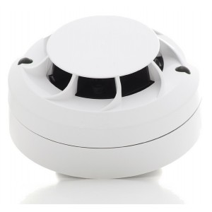 Morley IAS MI-PSE-S2 Low Profile Optical Smoke Detector