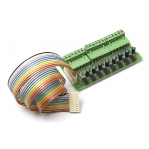 8-Way input Card - Mxp-014