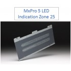 Advanced MxPro 5 LED Indication - Zone 25