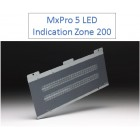 Advanced MxPro 5 LED Indication - Zone 200