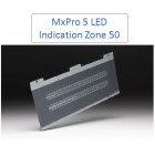 Advanced MxPro 5 LED Indication - Zone 50