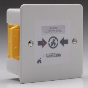 Advanced MxPro 5 MXP-541V-002 AlarmCalm Button with Buzzer (Argus Vega Protocol)