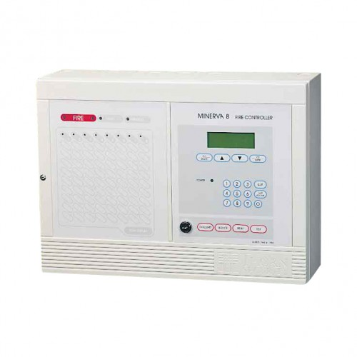 tyco minerva 80 surface mounting analogue addressable fire controller rh acornfiresecurity com Hand Pull Fire Alarm System Hand Pull Fire Alarm System