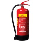 6 Litre Commander MultiChem Multi Class Fire Extinguisher (34A, 233B 75F)