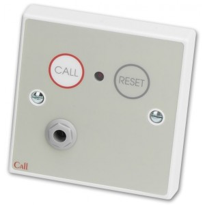 C-Tec NC802DBB Conventional Call Point, Braille Label with Button Reset and Remote Socket