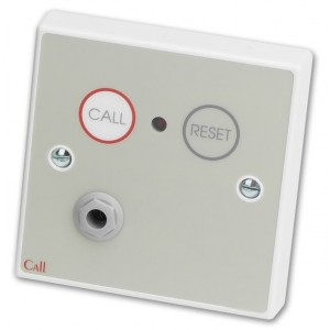 C-Tec NC802DM Conventional Call Point with Magnetic Reset and Remote Socket