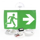 Hochiki Firescape 40m Maintained Exit Sign Kit with Right Arrow