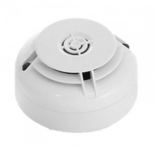 Notifier NFXI-OPT Analogue Addressable Optical Smoke Detector - White