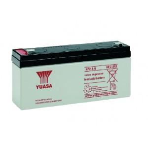 Yuasa 6V 2.8AH Battery