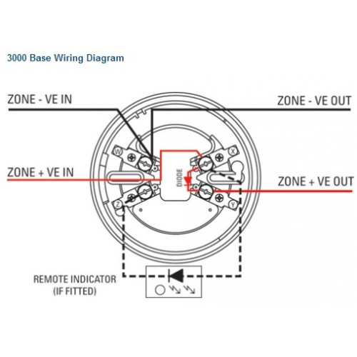 heat detector wiring diagram wiring diagram h8 4 Wire Fluke Calibrator Wiring-Diagram at 2 Wire Heat Detector Wiring Diagram