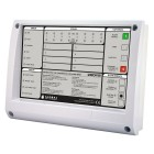 Global Fire Orion Conventional Mini Repeater Panel