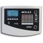 Oldham MX 43 Analog and Digital Gas Detection Controller 4 Lines