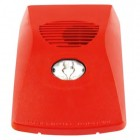 Tyco P85AIR Addressable Weatherproof Red Wall Sounder VID