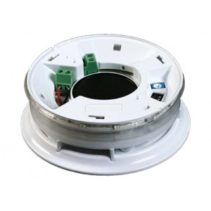 Klaxon White LED Base Sounder Beacon - PBS-0017 (18-980682)