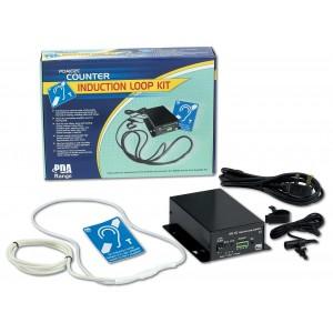 C-Tec PDA102C Free Standing Counter Hearing Loop Kit (1.2m2)