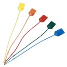 Plastic Pull Tight Tamper Tags (Pack of 1000)