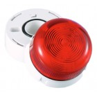 Klaxon LED Flashguard Beacon with Red Lens 11-35v DC - QBS-0060 (45-716411)