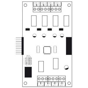 Advanced QZXL-HSZEC QuickZone XL 4 Zone Expander Card (High Spec)