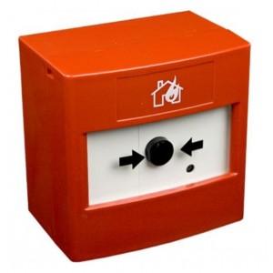 Hochiki FIREwave Wireless Manual Call Point with Backbox & Batteries (RSM-CP)