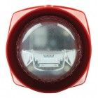 Gent S3 Red Body Sounder Standard Power with Red VAD - S3-S-VAD-LPR-R