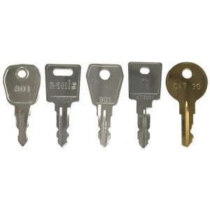 Kentec S005 Panel Enable Key Set