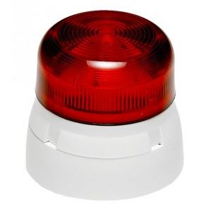 Aico 230V Xenon Strobe with Red Lens – SAB300R