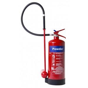 9Kg Commander L2 Firepower Powder Extinguisher - SE02