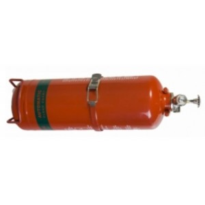 2Kg Commander Clean Agent Extinguisher SE04
