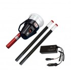 Solo 461 Cordless Heat Detector Test Kit