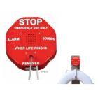 STI STI-6210 - Life Ring Theft Stopper